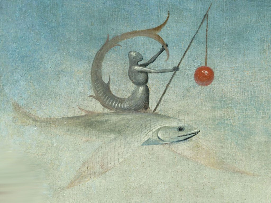 The flying fish image tomasz goetel