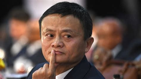 Jack Ma, China's richest man, is a Communist Party member ...