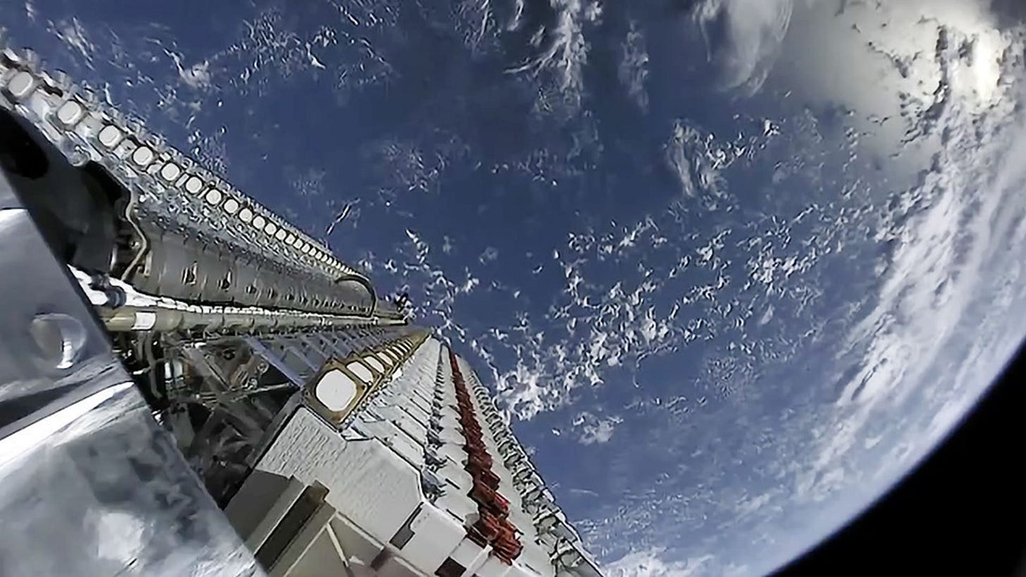 H/O: SpaceX Starlink