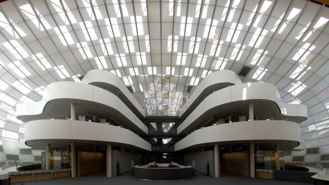 Risultato immagini per Philologische Bibliothek, Berlino, Germania