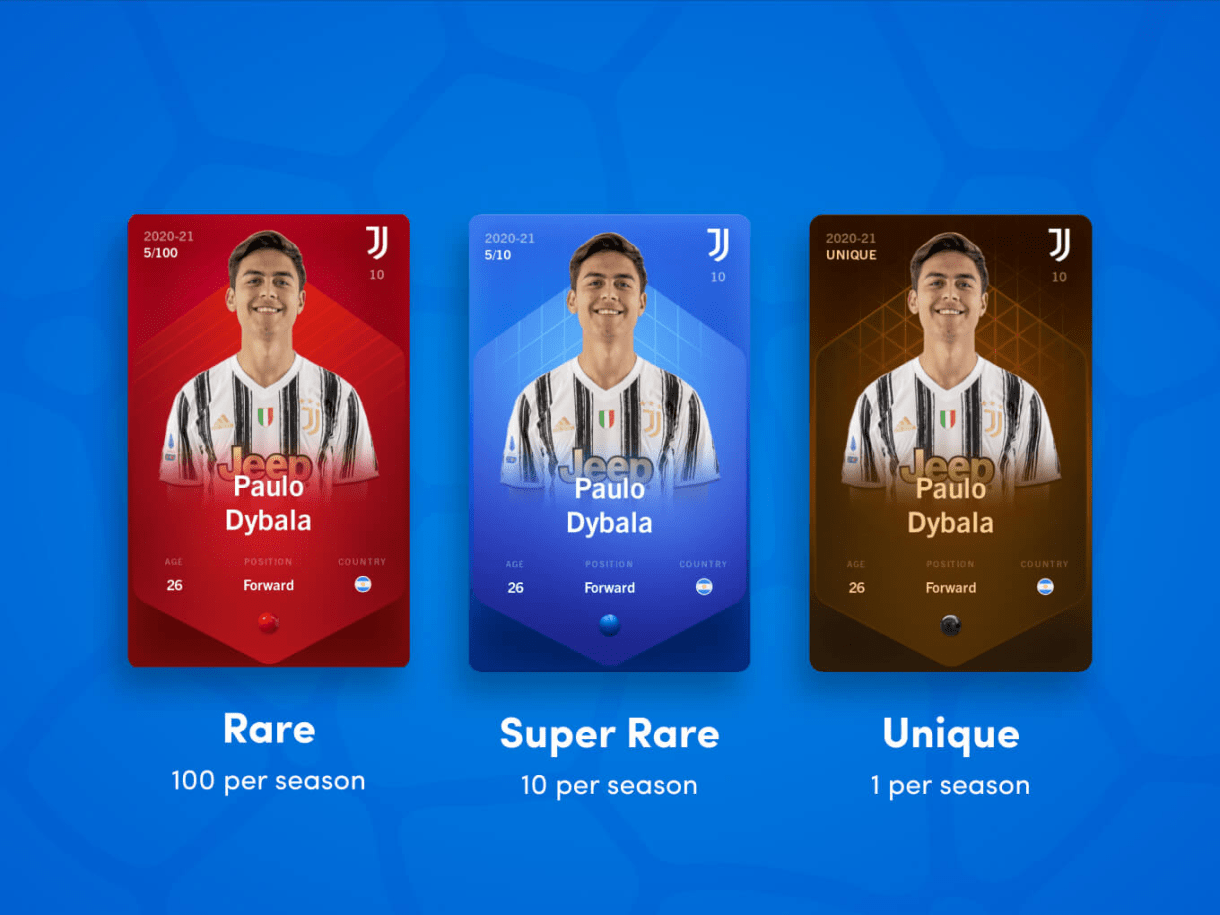 SORARE, the Blockchain nugget that reinvents collectible football cards! -  Cryptocurrencies - Personal Financial