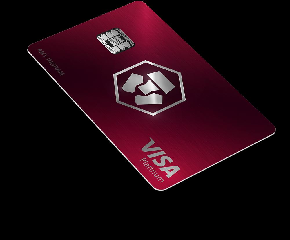 Crypto.com Visa Card | 8% Card Spend Reward | Crypto.com