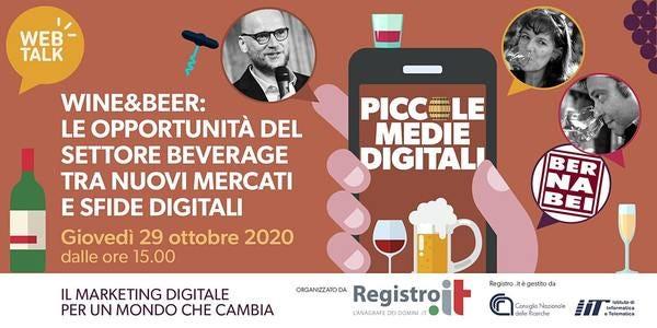 Wine&Beer: le opportunità del Beverage tra nuovi mercati e sfide digitali