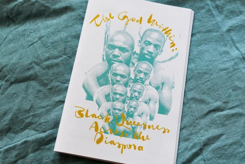 the god within: black queerness across the diaspora image 0