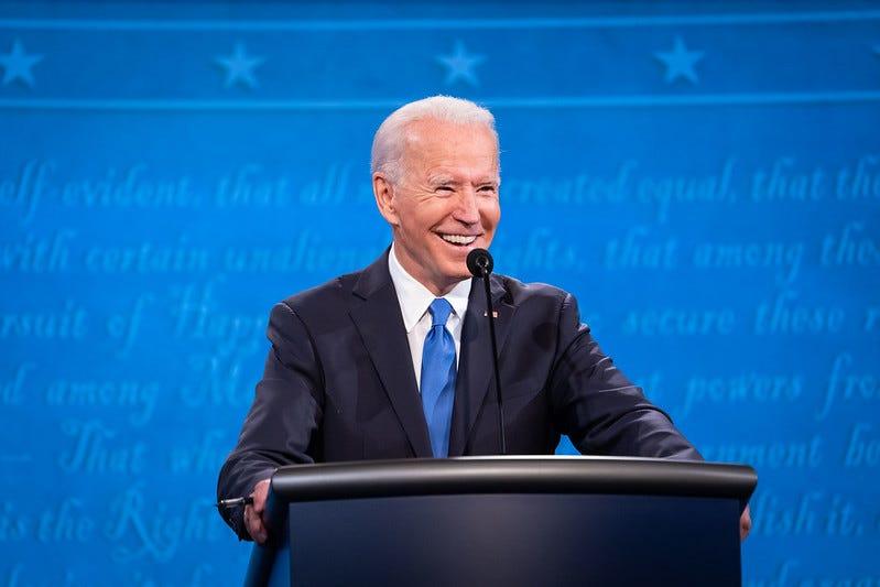 Biden's Oil Comment: A Gift, Not a Gaffe