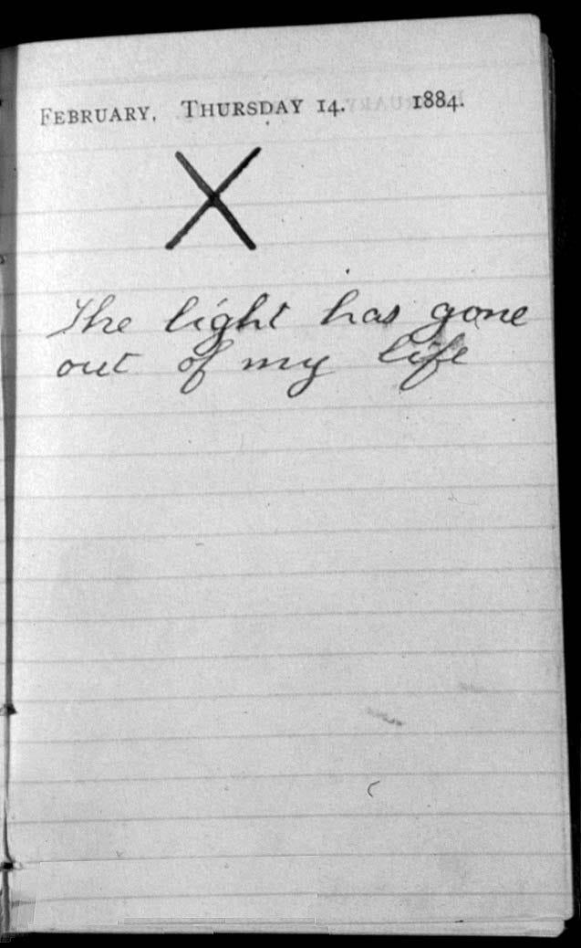 FEBRUARY.  Y/'ze  THURSDAY 14.  1884.