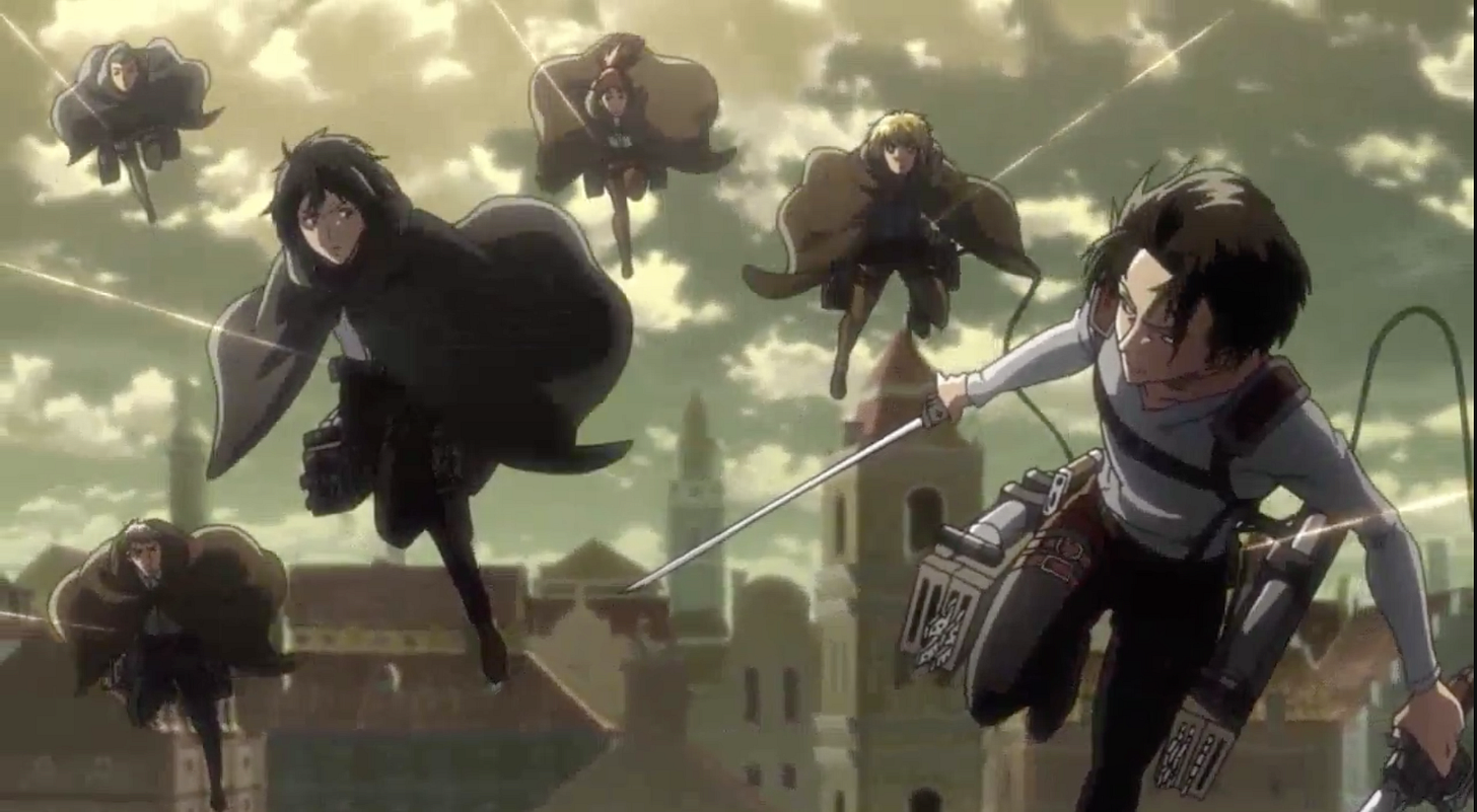Attack on Titan Season 3 Episode 2 Review: Pain | Den of Geek