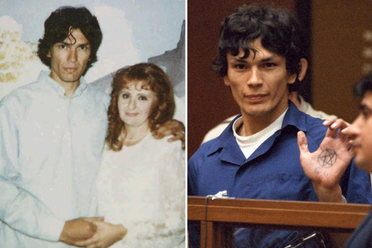 Who is Richard Ramirez's wife Doreen Lioy and where is she now?