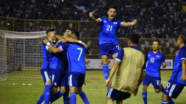 2019: Un año positivo para la Selección de El Salvador - AS USA