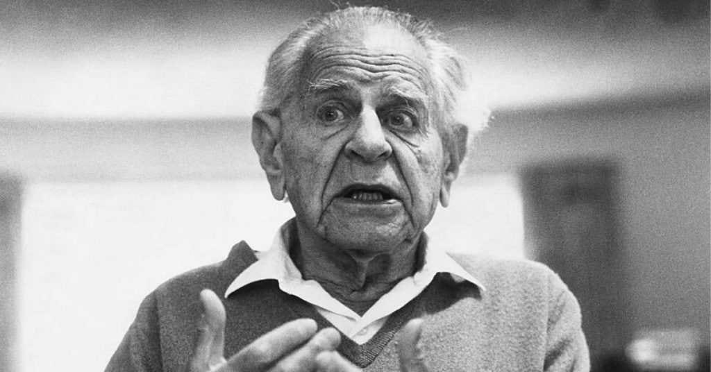 Karl Popper, il filosofo della scienza e della libertà - Metropolitan  Magazine