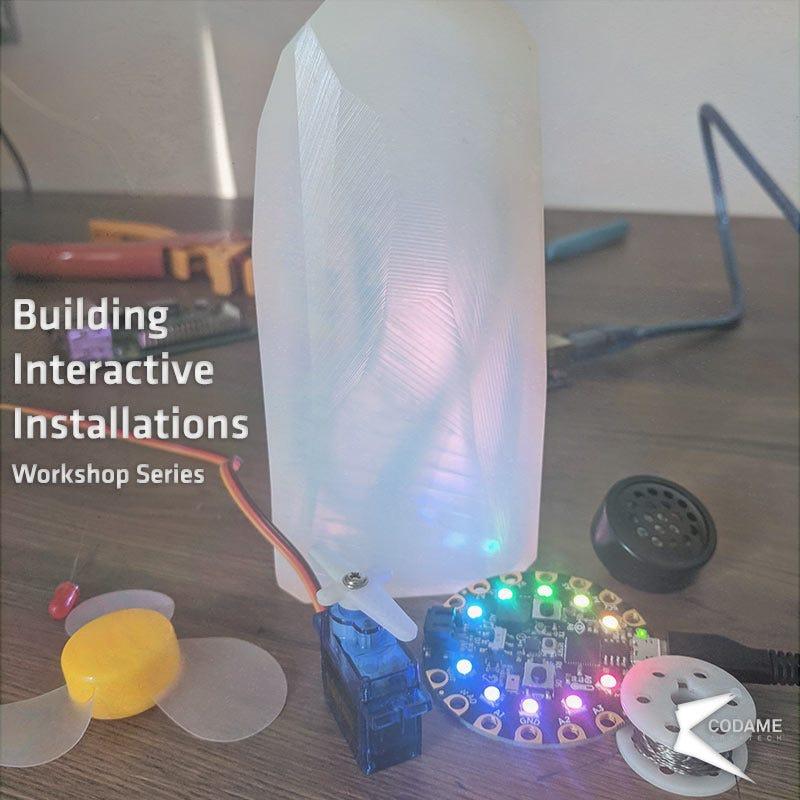 Series: Building Interactive Installations
