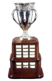 Hockeycentral   NHL   Awards   Calder Memorial Trophy