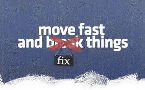 Move Fast And Fix Things - Follow Your Passion No Matter What | elink