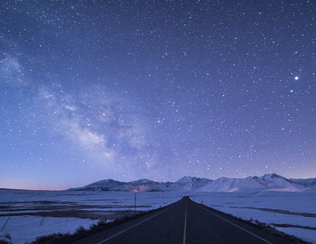 Hadley Johnson - Highway Milky Way
