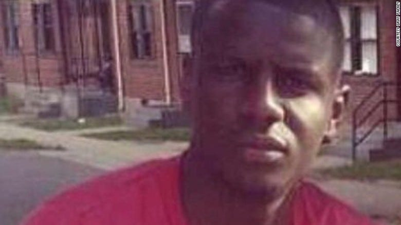 Baltimore protests: Who was Freddie Gray? - CNN