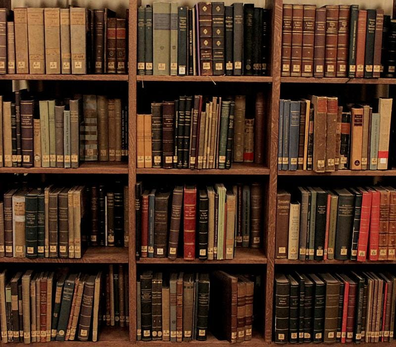 Old Books | The NYPR Archive Collections | WNYC
