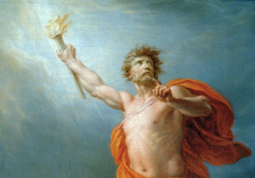 El Mito de Prometeo y Pandora: Resumen corto - UniProyecta
