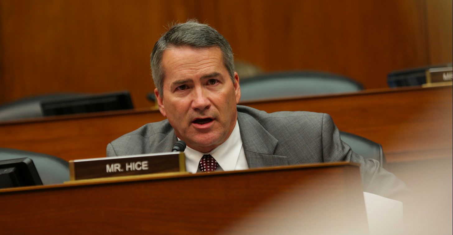FreedomWorks' Member of the Month for March 2019: Rep. Jody Hice (R-Ga.)    FreedomWorks