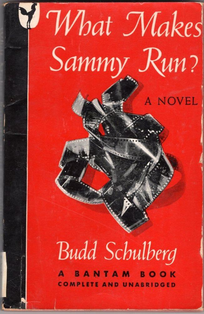 What Makes Sammy Run | Budd Schulberg | First Thus