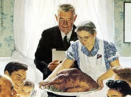 The Story behind Norman Rockwell's Thanksgiving Picture