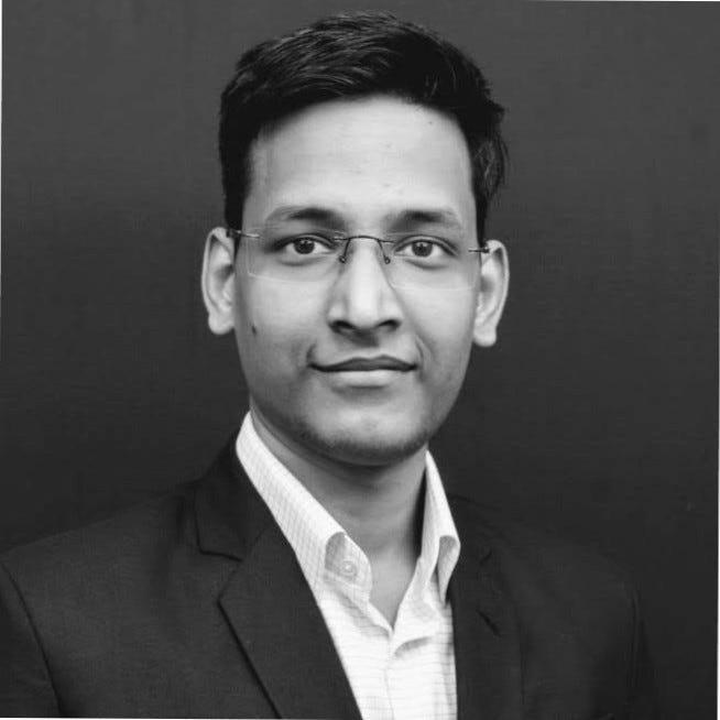 Profile photo of Shubham Singhal