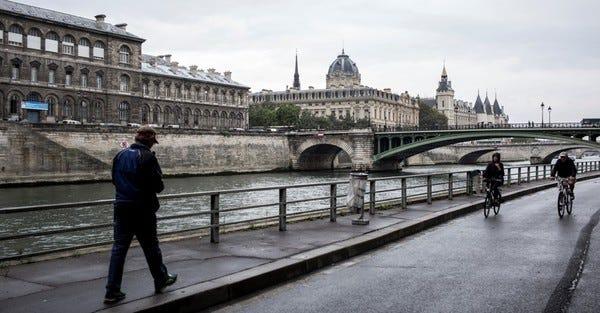Paris' big ambitions.