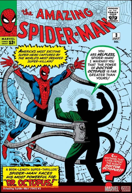 The Amazing Spider-Man (1963) #3   Comic Issues   Marvel
