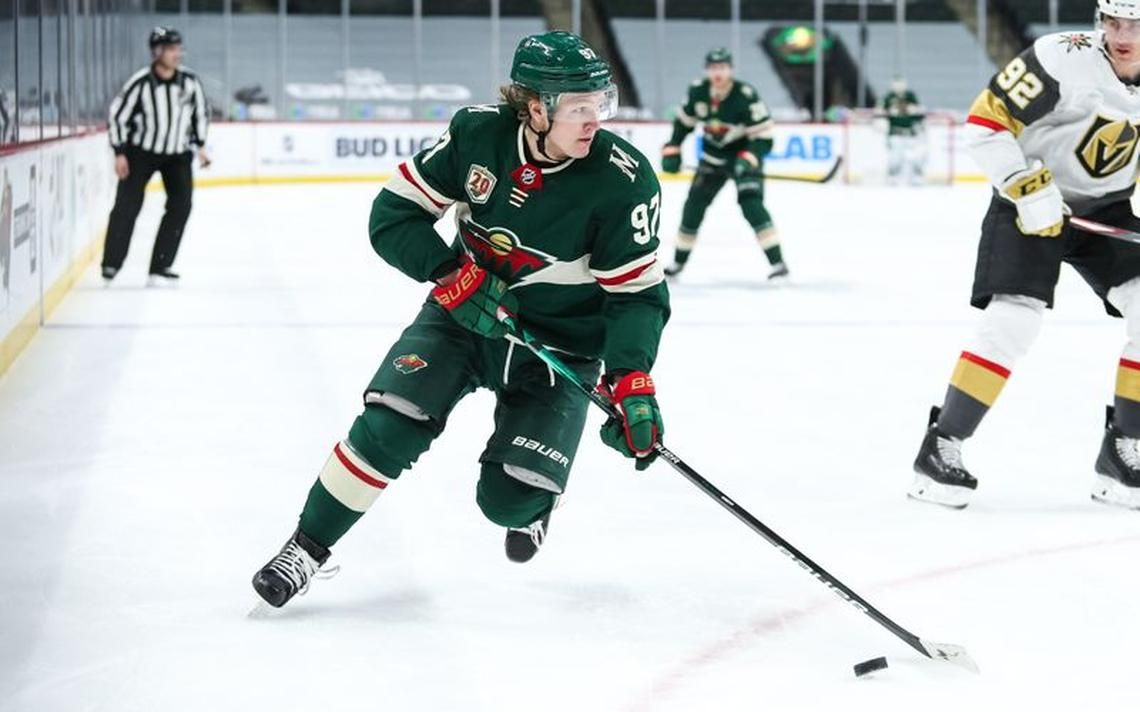 Kirill Kaprizov is the superstar the Wild have been waiting for | Brainerd  Dispatch