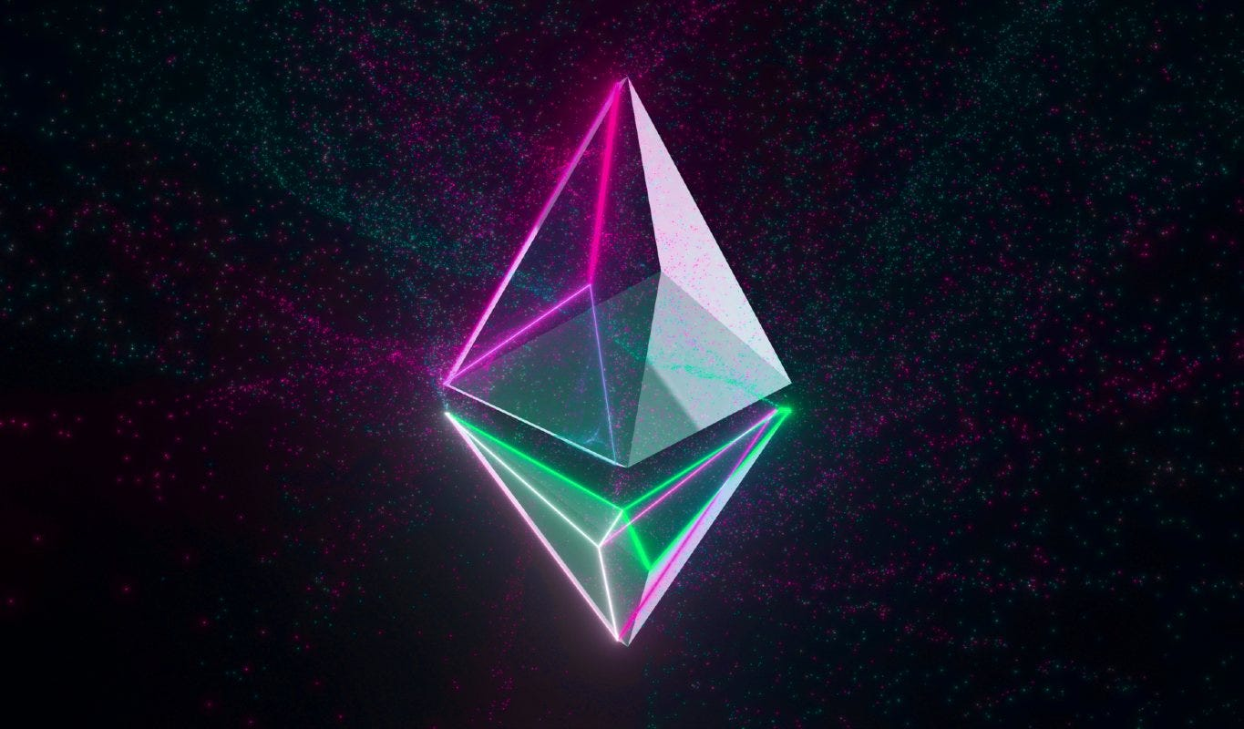 An $85,000 Ethereum? Crypto Trader Ben Armstrong Predicts the Long-Term  Future for ETH | The Daily Hodl