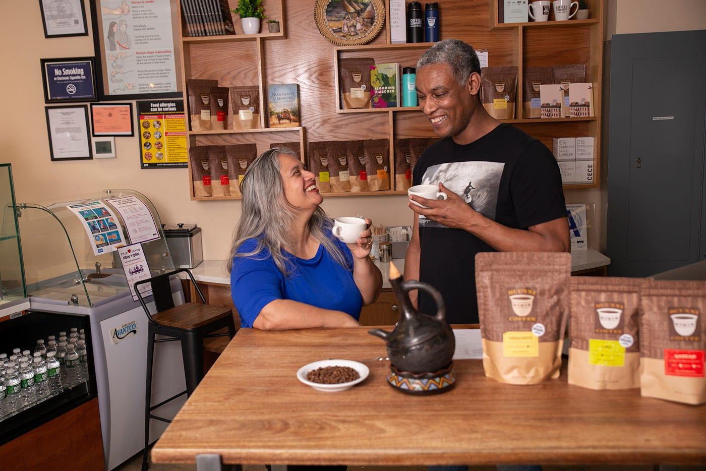 Buunni Coffee Photo by Maribel Acosta.