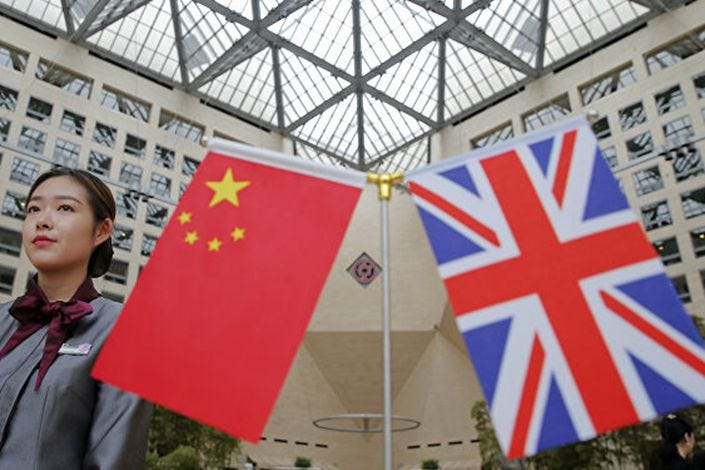 U.K. Businesses Call on Beijing to Make It Easier to Bring Staff to China -  Caixin Global