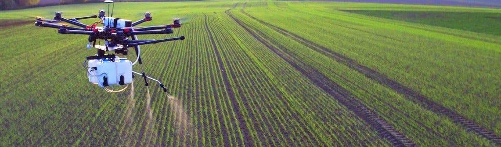 Les drones vont-ils révolutionner l'agriculture ? | Techniques de  l'Ingénieur, The Adaptive Economy, Djoann Fal,