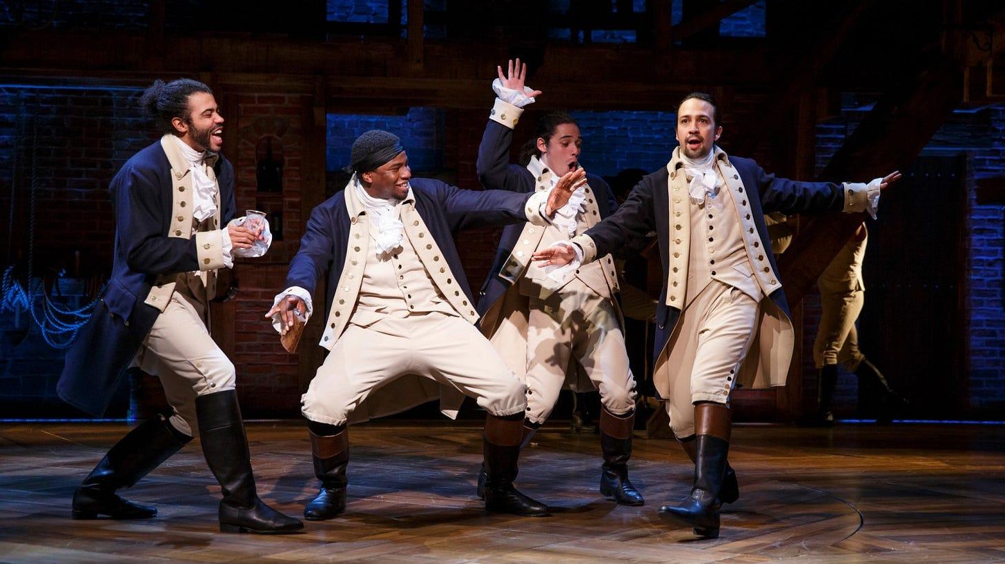 Watch first 'Hamilton' film trailer ahead of Disney+ release - Los ...