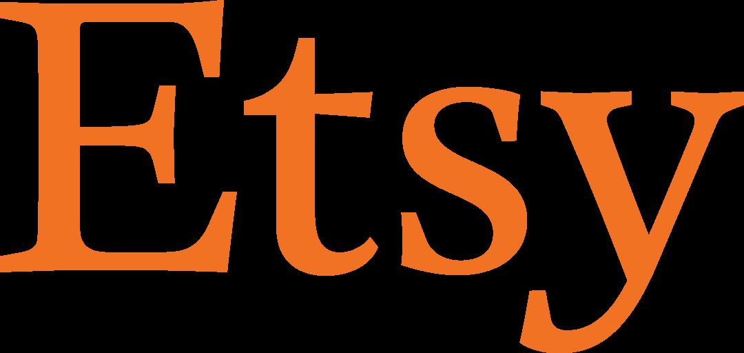 Etsy Logo transparent PNG - StickPNG