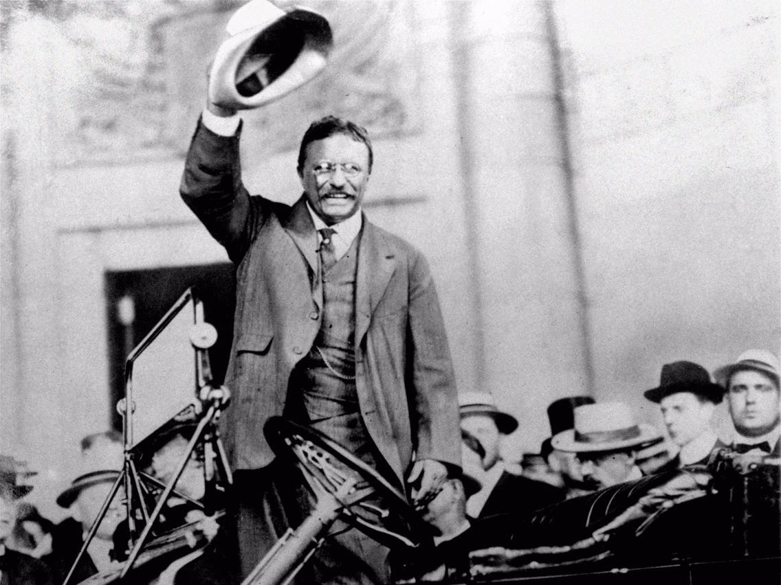 15 of the Best Teddy Roosevelt Quotes