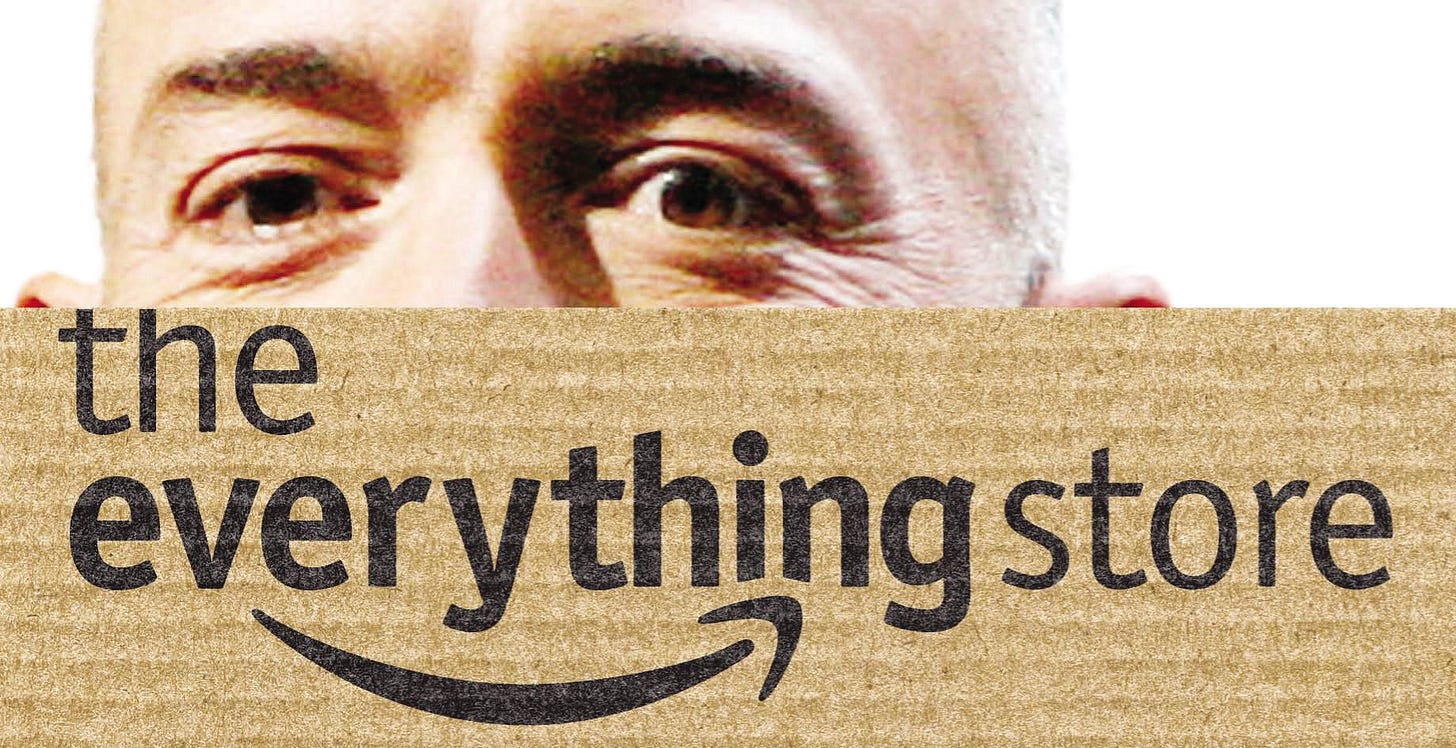 Review: The Everything Store by Brad Stone