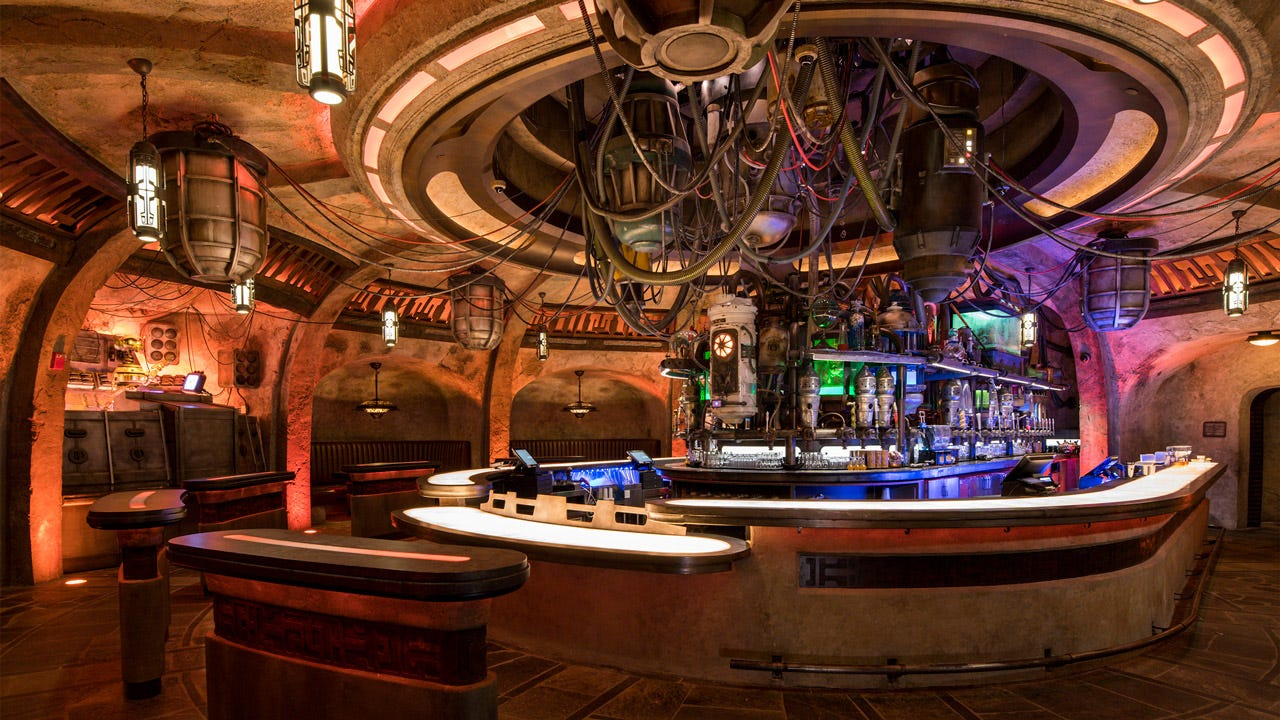 Must-Try Drinks at Oga's Cantina at Star Wars: Galaxy's Edge | Disney Parks  Blog