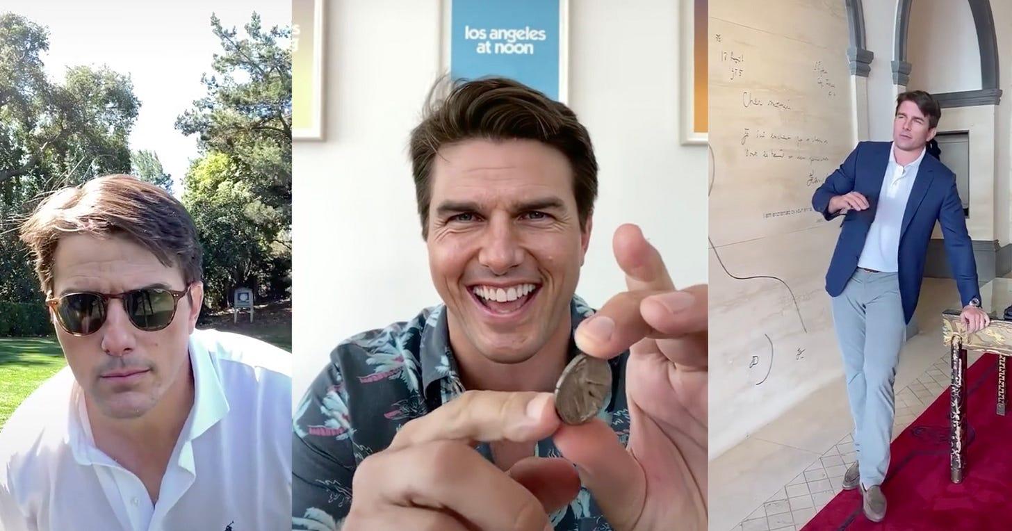Tom Cruise Isn't On TikTok: It's a Shockingly-Realistic Deepfake [Updated]  | PetaPixel