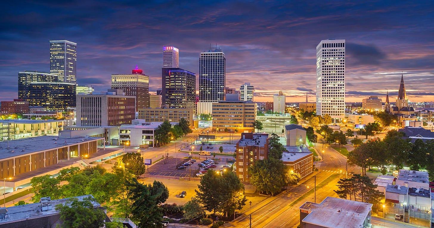 Tulsa Oklahoma | Charter Bus, Tours | Village Travel