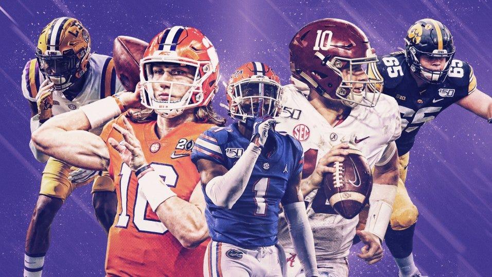 2021 NFL Draft: PFF's Top 100 Draft Big Board | NFL Draft | PFF