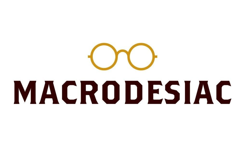 Image result for macrodesiac logo