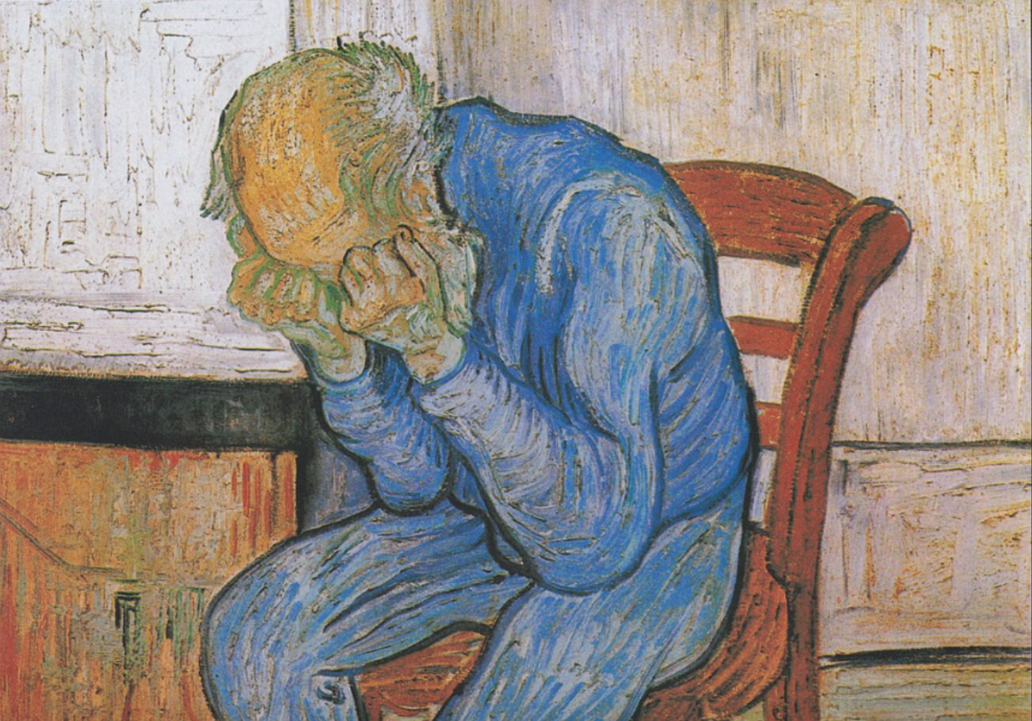 Don't Feel Sorry for Vincent van Gogh | by Courtney Abruzzo | The Artist's  Mindset | Medium