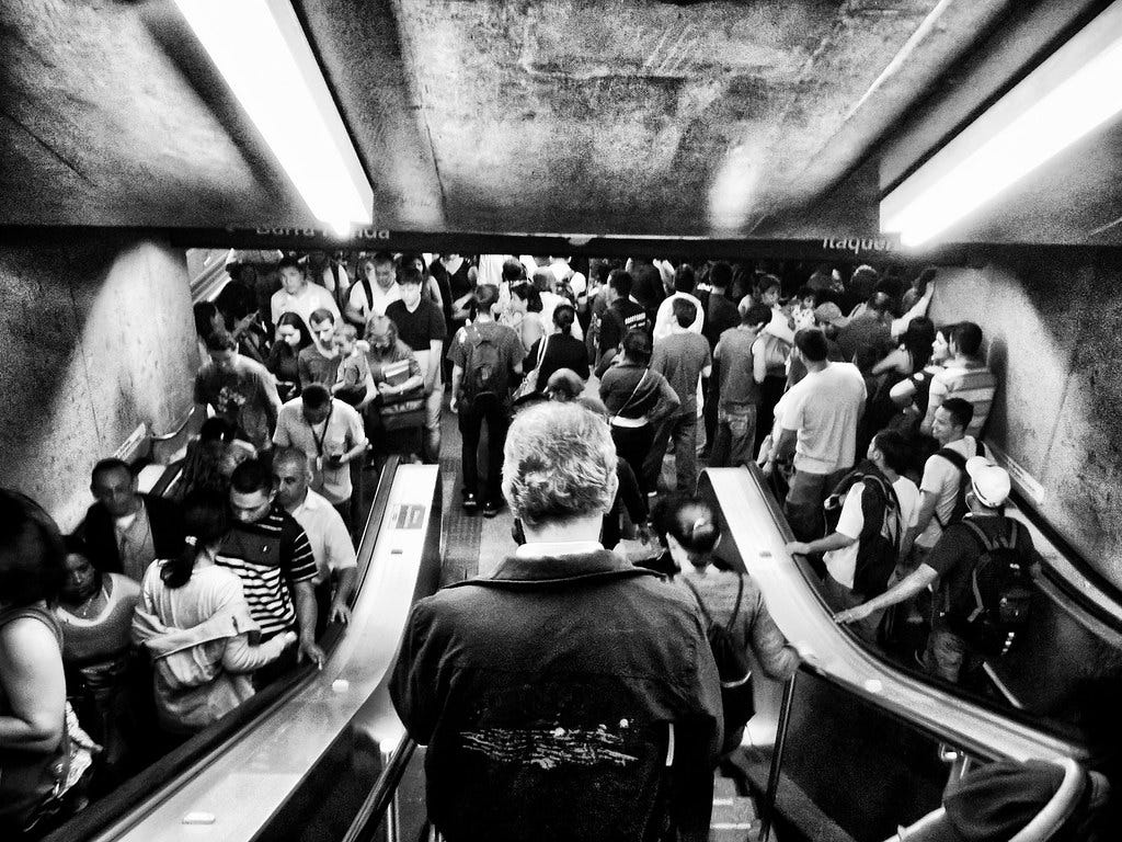 """""""People. Lots of them..."""" by Diego3336 is licensed under CC BY 2.0"""