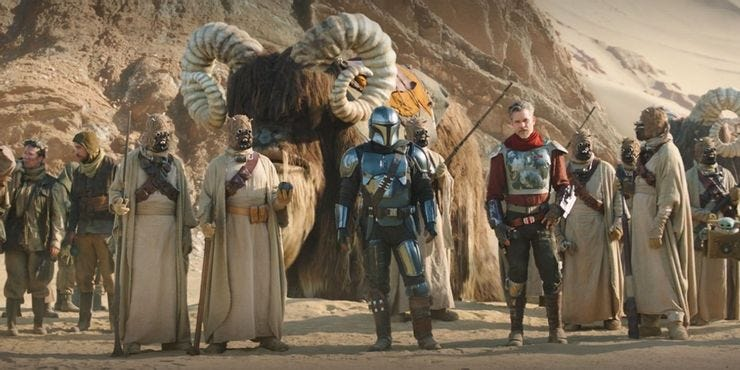 Rob Watches The Mandalorian – The Galaxy's Best Halloween Costume | Primary  Ignition