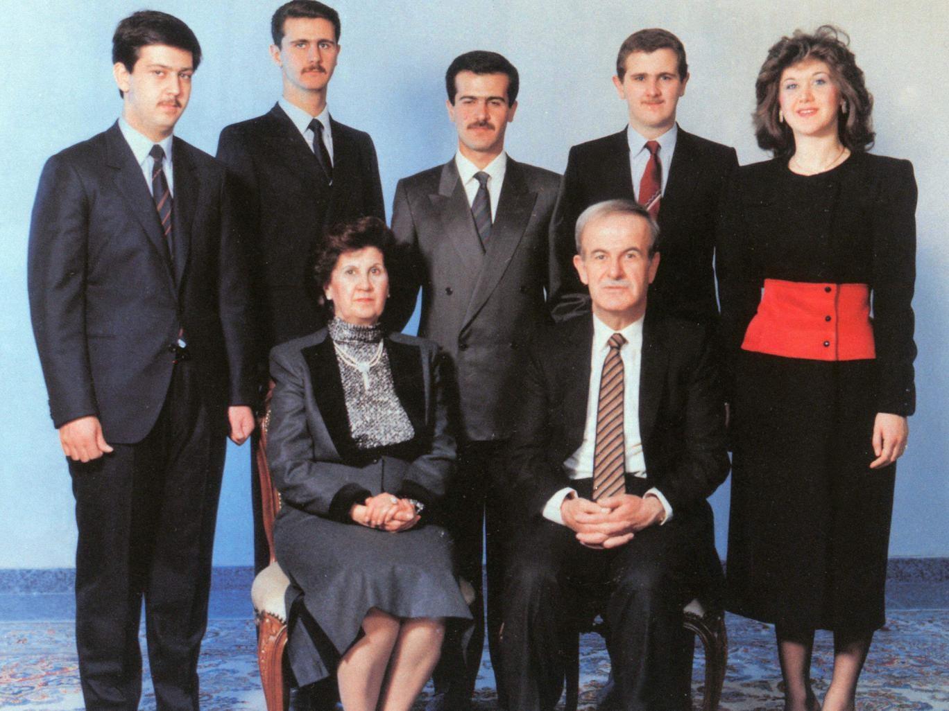 Al-Assad family - Wikipedia