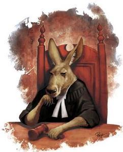 Image result for kangaroo court