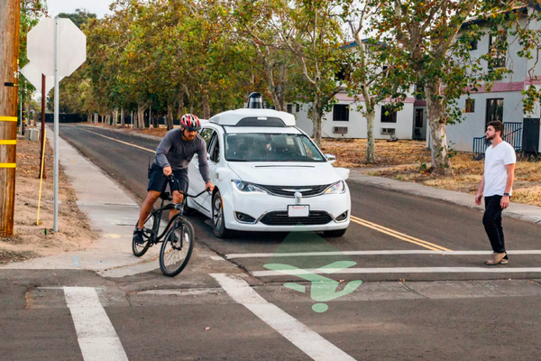 How will AVs communicate with other road users?