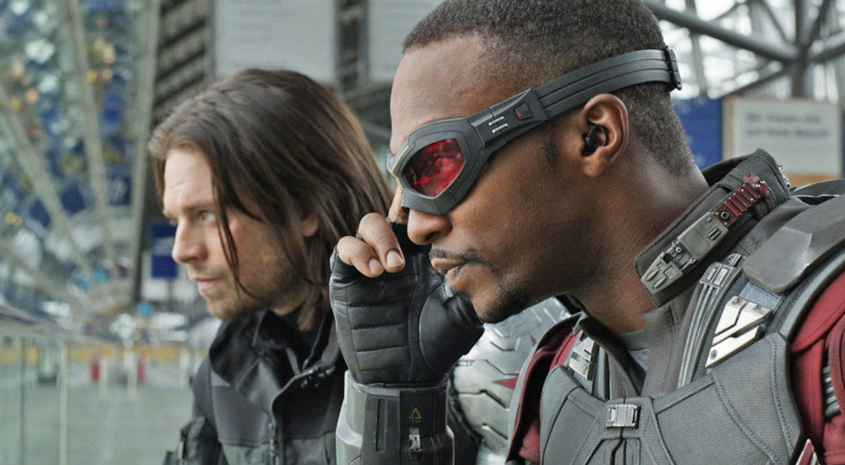 The Falcon And The Winter Soldier Star Says It Feels Like A Six ...