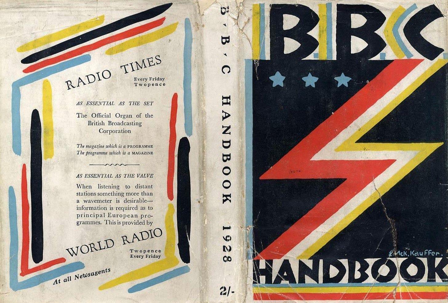 BBC Handbooks