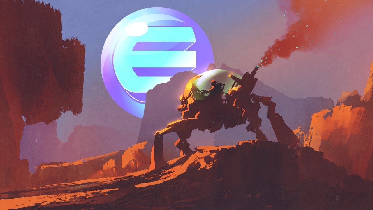 More and more video games could feature ownable Ethereum-based assets through the launch of Enjin's simple web-based creation process.